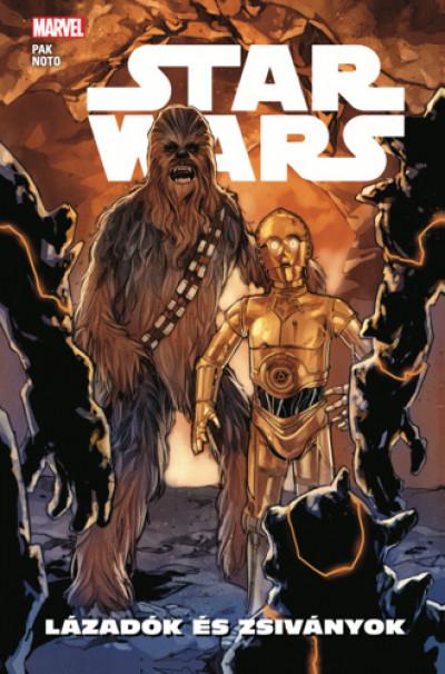 Star Wars: Lázadók és zsiványok
