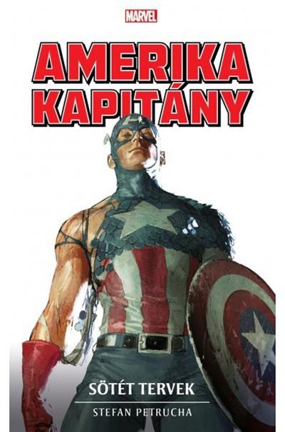 Amerika Kapitány: Sötét tervek