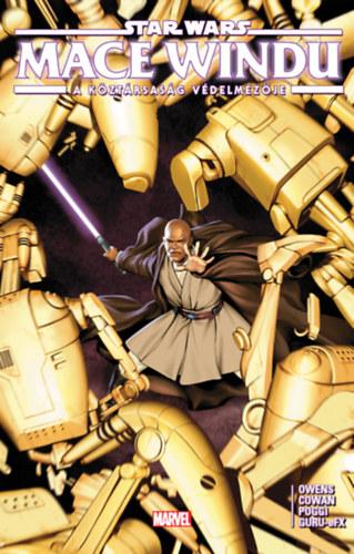 Star Wars: Mace Windu: A Köztársaság védelmezője