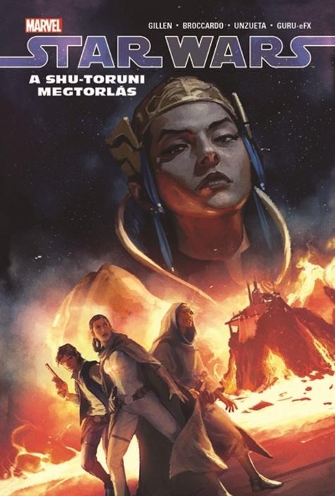Star Wars: A shu-toruni megtorlás - képregény