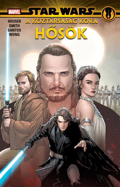 A Köztársaság kora: Hősök - Star Wars: Hősök és Gonosztevők