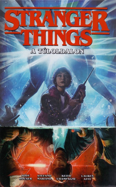 Stranger Things - A túloldalon. - Jody Houser pdf epub