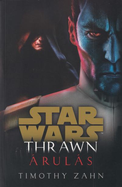 Star Wars: Thrawn: Árulás - Timothy Zahn pdf epub