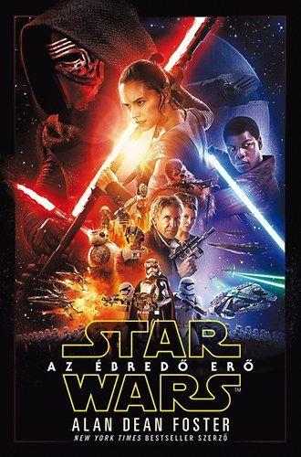 Star Wars - Az ébredő erő - Puha kötés