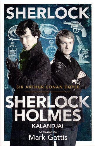 Sherlock Holmes kalandjai (filmes borító)