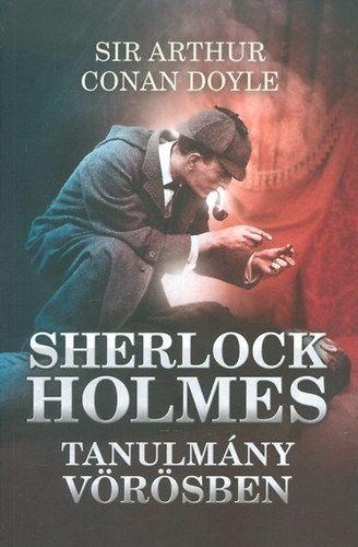 Sherlock Holmes: Tanulmány vörösben