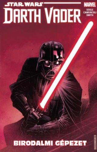 Star Wars: Darth Vader - Birodalmi gépezet - Charles Soule pdf epub