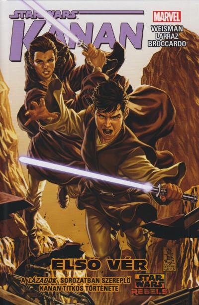 Star Wars: Kanan: Első vér - Greg Weisman pdf epub