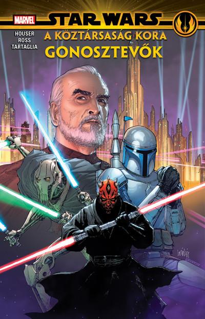 A Köztársaság kora: Gonosztevők - Star Wars: Hősök és Gonosztevők