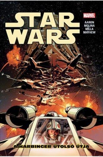 Star Wars: A Harbinger utolsó útja - Képregény