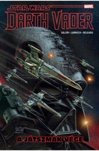 Star Wars - Darth Vader: A játszmák vége - Képregény
