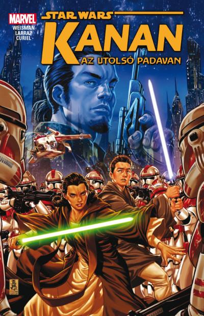 Star Wars: Kanan, az utolsó padavan ( képregény) - Greg Weisman pdf epub