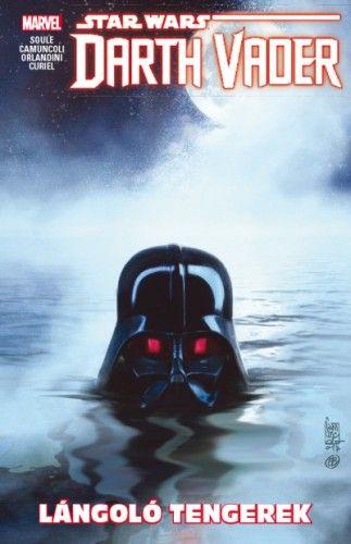 Star Wars: Darth Vader - Lángoló tengerek