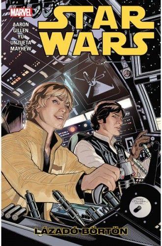 Star Wars: Lázadó börtön - Képregény - Jason Aaron |