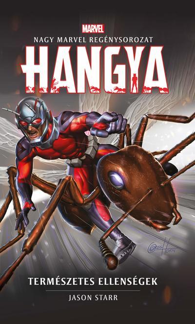 Marvel: Hangya - Természetes ellenségek