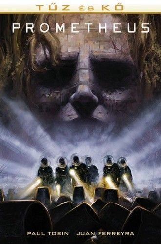 Prometheus: Tűz és kő - Aliens és Predator 1.