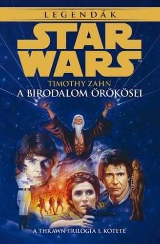 Star Wars: A birodalom örökösei - Thrawn-trilógia 1.