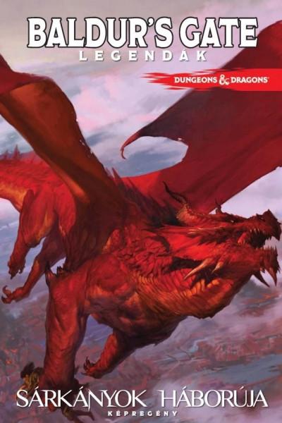 Baldur's Gate Legendák: Sárkányok háborúja