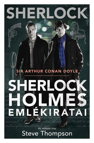 Sherlock Holmes emlékiratai (BBC-s borító) - Sir Arthur Conan Doyle pdf epub