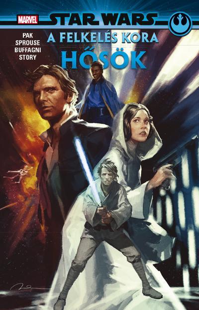 Star Wars: A Felkelés kora - Hősök - képregény