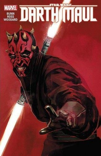 Chris Eliopoulos - Star Wars: Darth Maul