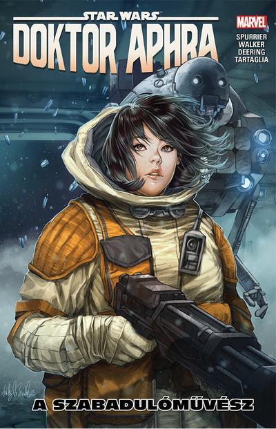 Star Wars: Doktor Aphra - A szabadulóművész - képregény
