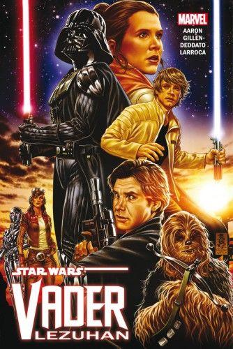 Star Wars - Vader lezuhan - képregény