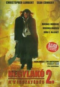 Hegylakó 2. - DVD