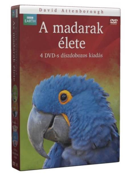 BBC Madarak élete díszdoboz - DVD