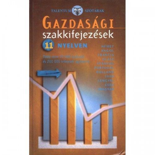 Gazdasági szakkifejezések 11 nyelven