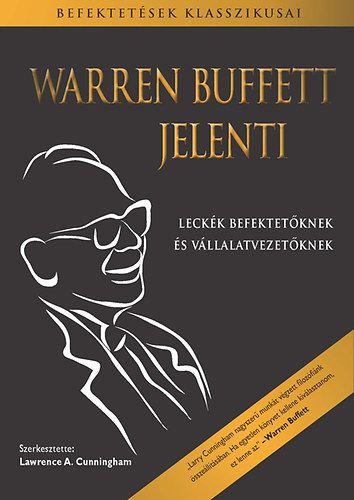 Warren Buffett jelenti