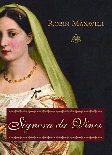Signora da Vinci - Robin Maxwell pdf epub