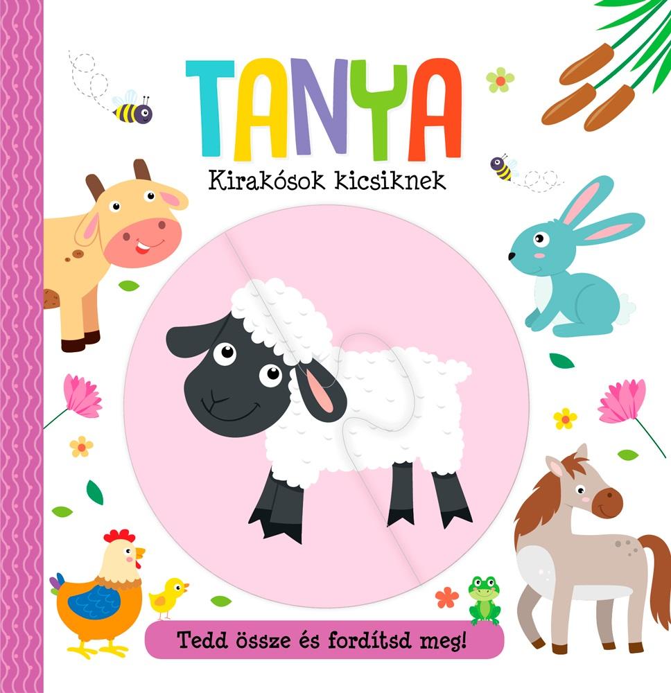 Kirakósok kicsiknek - Tanya