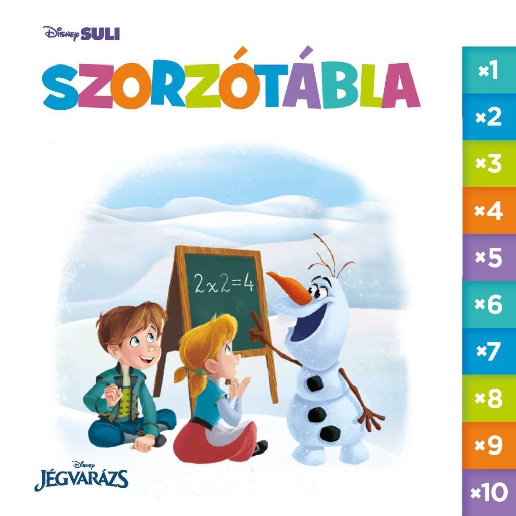 Szorzótábla - Disney Suli