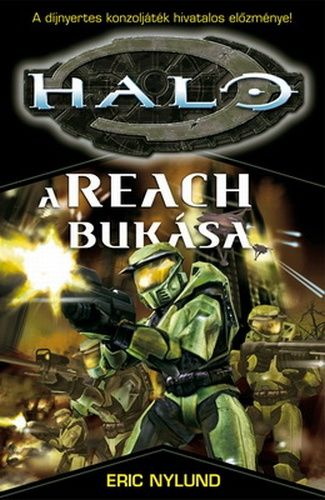 Halo - A Reach bukása - Eric Nylund pdf epub