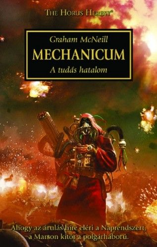 Mechanicum - Graham Mcneill |