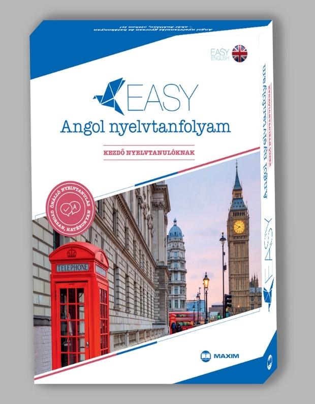 EASY Angol nyelvtanfolyam - Kezdő nyelvtanulóknak