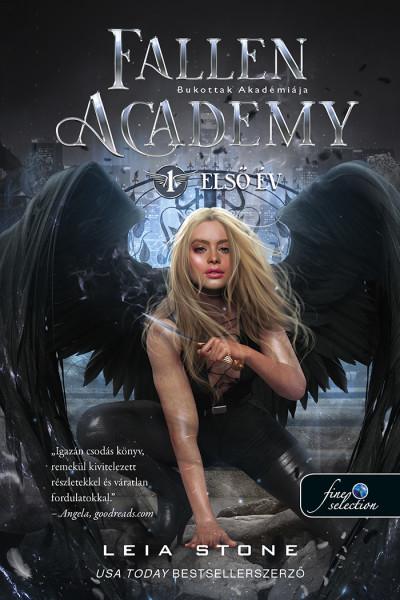 Fallen Academy - Bukottak Akadémiája 1. Első év