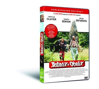 Asterix & Obelix 1. - DVD