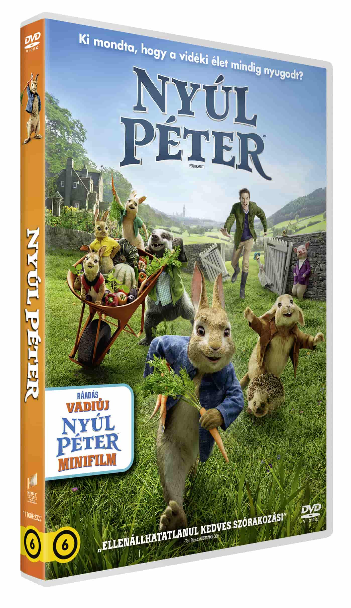 Nyúl Péter - DVD