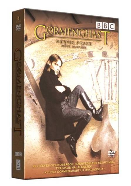 Gormenghast díszdoboz - DVD