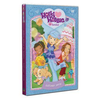 Holly hobbie 2. - Szülinapi party - DVD