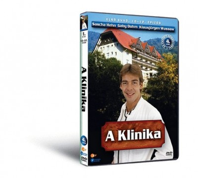 Klinika 1. évad 1. - DVD