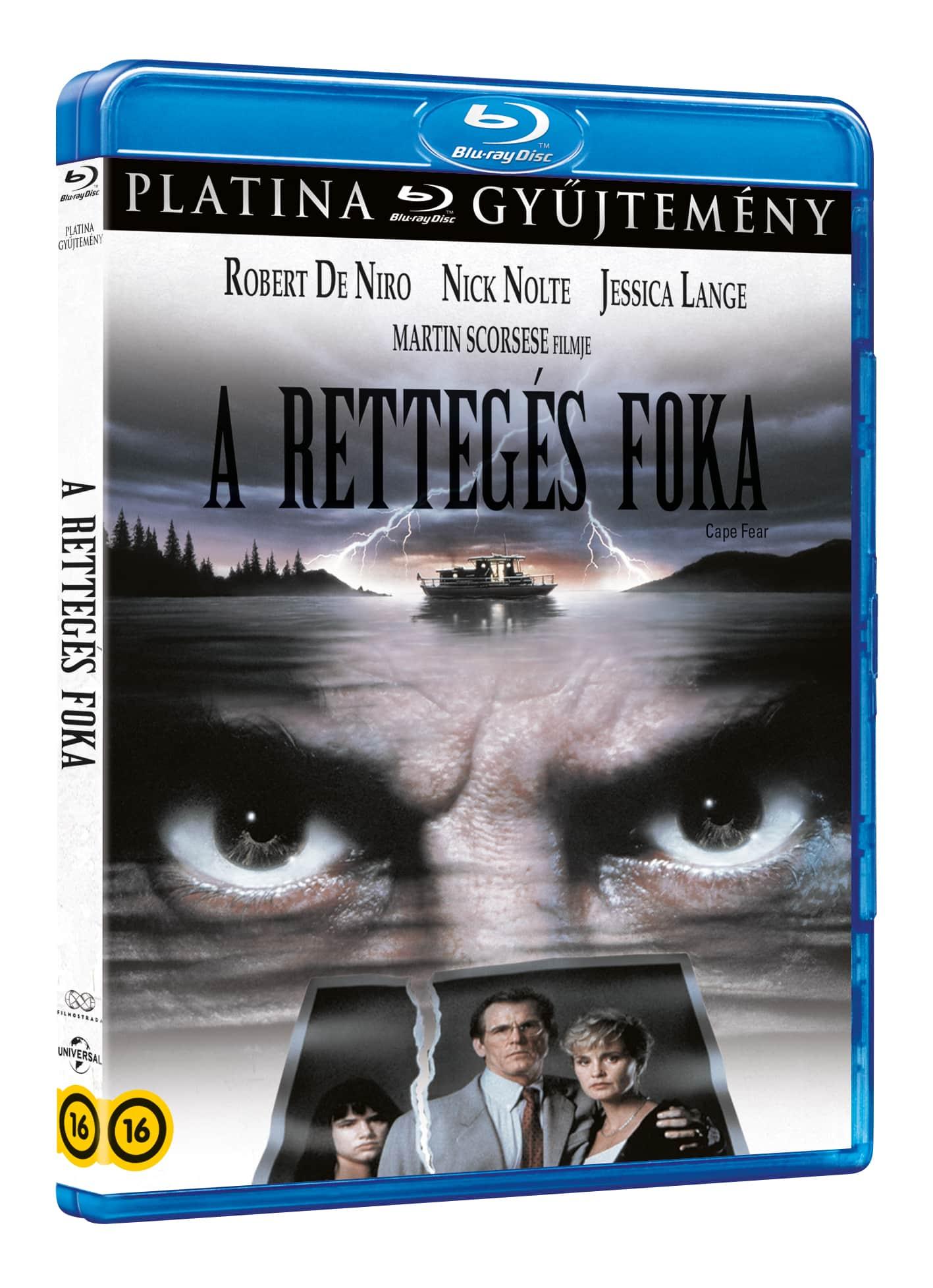Rettegés foka (1991) (platina gyűjtemény) - Blu-ray