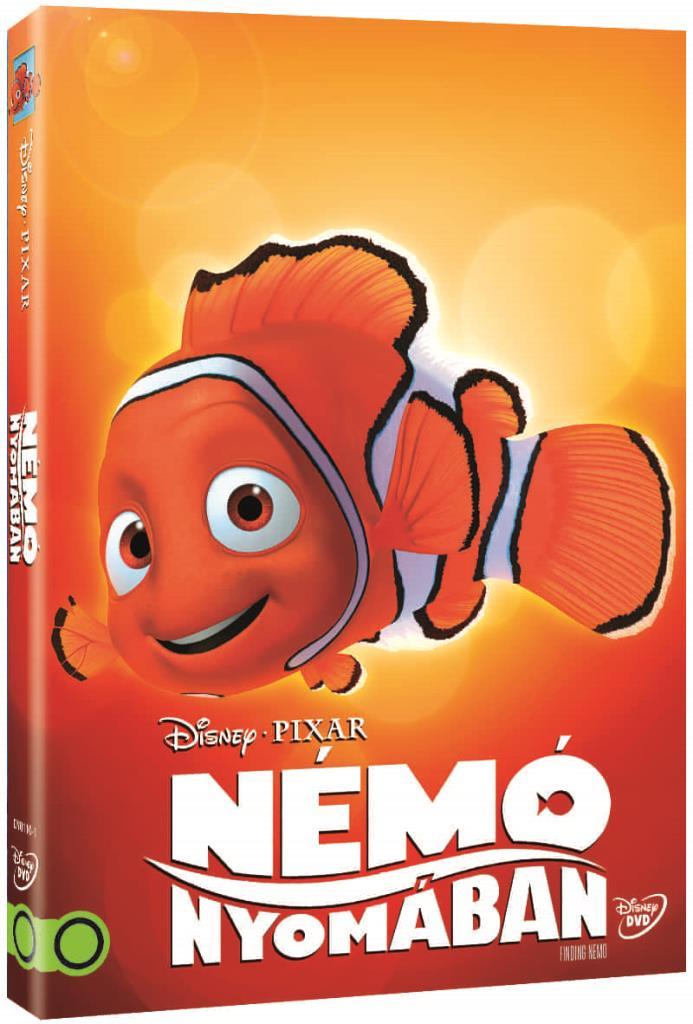 Némó nyomában (O-ringes, gyűjthető borítóval) - DVD