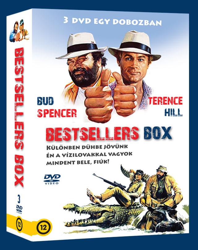 Bestseller Box / Bud Spencer & Terence Hill / - DVD