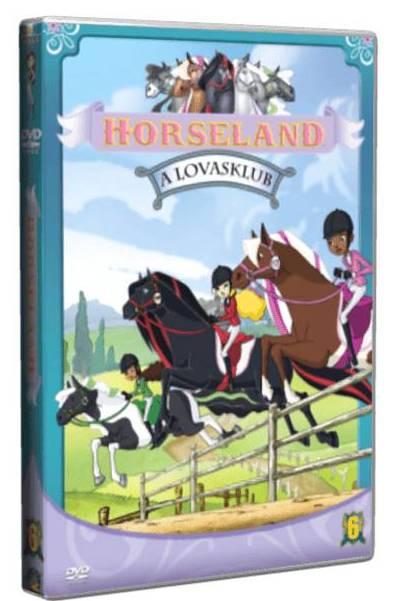 Lovasklub - Horseland 6. - DVD