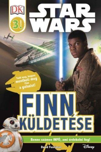 Finn küldetése – Star Wars olvasókönyv