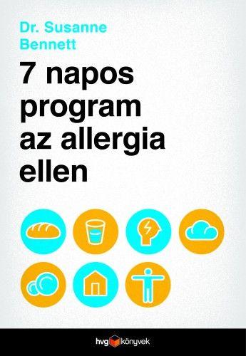 7 napos program az allergia ellen - Dr. Susanne Bennett pdf epub