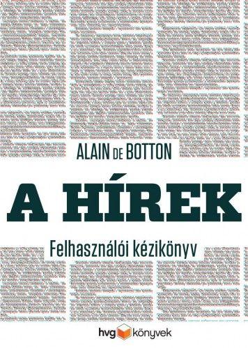 A hírek - Alain De Botton pdf epub